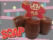 GeekSoap Donkey Kong Soap