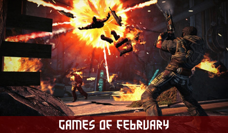 Games of February