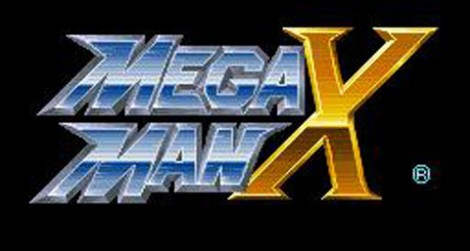 Mega Man X Title