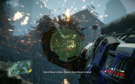 Crysis 2 Shooting