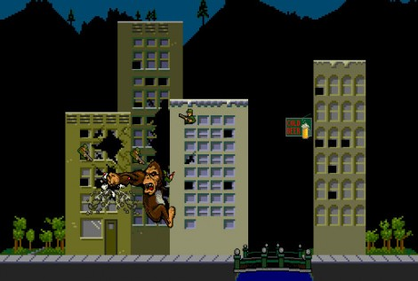 Rampage Action