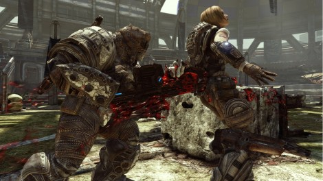 Gears of War 3 Women