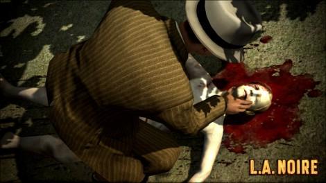 L.A. Noire Investigation