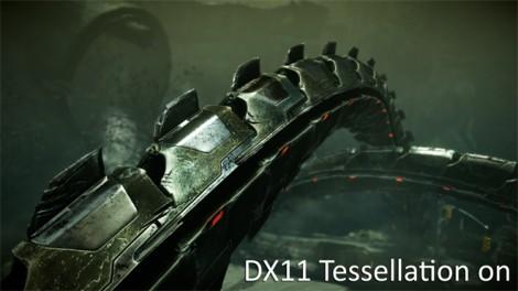 Crysis 2 DX11 Tessellation 1
