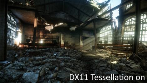 Crysis 2 DX11 Tessellation 3