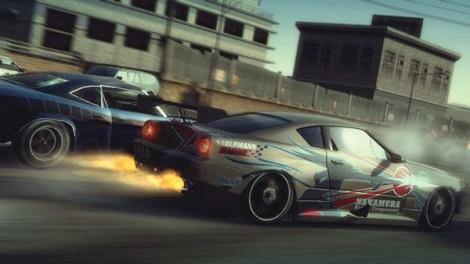Burnout Race