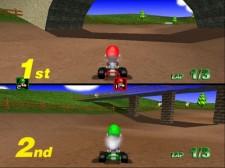 Mario Kart 64 Race