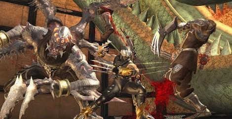 Ninja Gaiden II enemies
