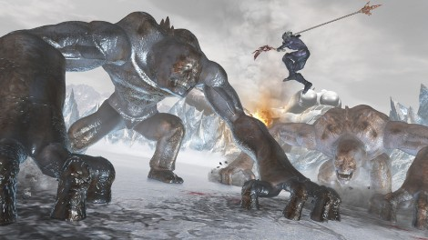 Ninja Gaiden 2 Giants