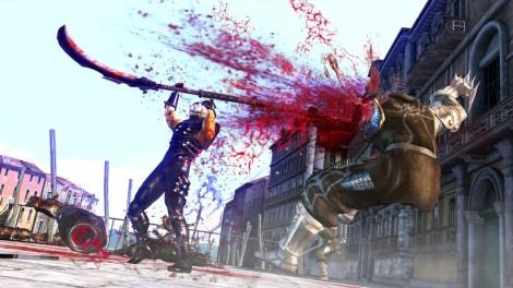Ninja Gaiden II Blood