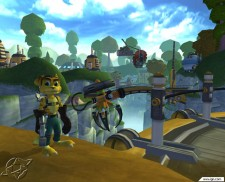 Ratchet and Clank World