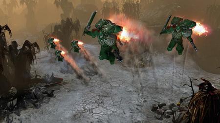 Dawn of War II Jetpacks