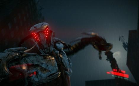 Crysis 2 Alien
