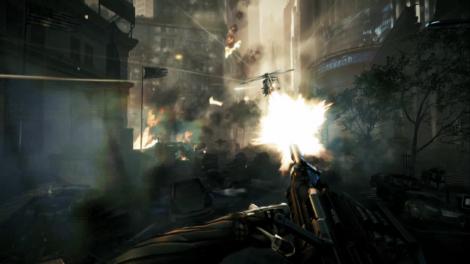 Crysis 2 Destruction