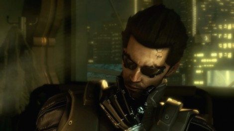 Deus Ex Human Revolution Thinking