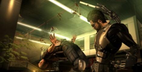 Deus Ex: Human Revolution Melee