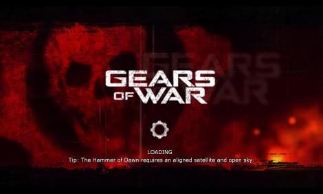 Gears of War Title