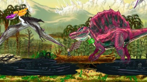 Serious Dinosaurs