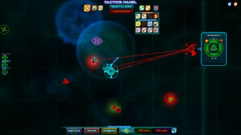 Space Pirates and Zombies Lasers