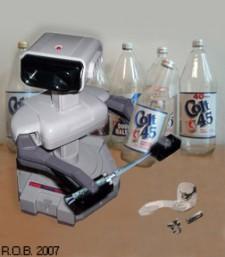 R.O.B. Drinking