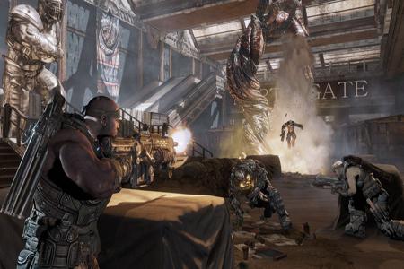 Gears of War 3 Lambent