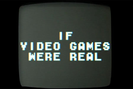 Video Games Real
