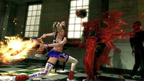 Lollipop Chainsaws