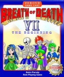 Breath of Death VII Cover