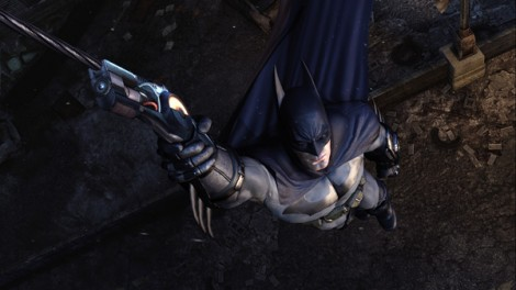 Batman: Arkham City Grapple