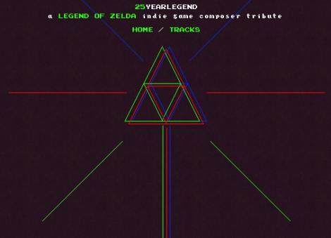 OCReMix The Legend of Zelda 25th Anniversary