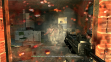 MW2: Bloody Screen