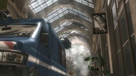 Modern Warfare 3 Van Getaway