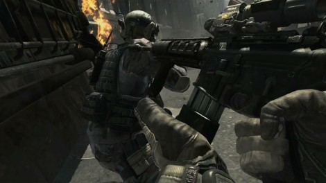 Modern Warfare 3 New York, New York