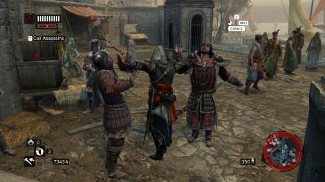 Assassin's Creed: Revelations Assassination