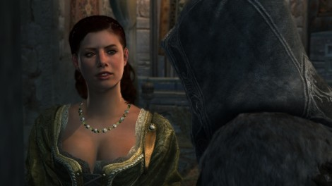 Assassin's Creed: Revelations Love Interest
