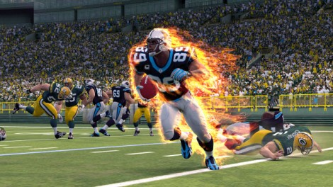 Blitz on Fire