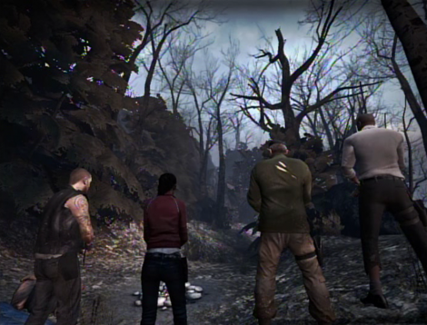 Left 4 Dead Camping