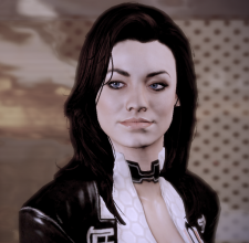 Mass Effect 2 - Miranda