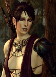 Dragon Age: Origins - Morrigan