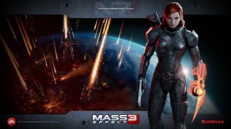 FemShep Mass Effect 3
