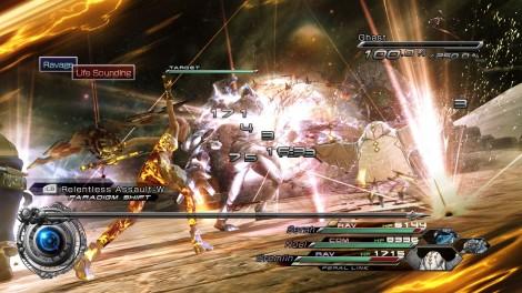 FF XIII-2 Combat