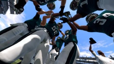 Madden NFL 12 Huddle