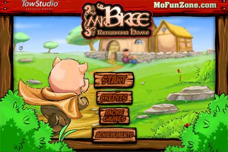 Mr. Bree: Returning Home