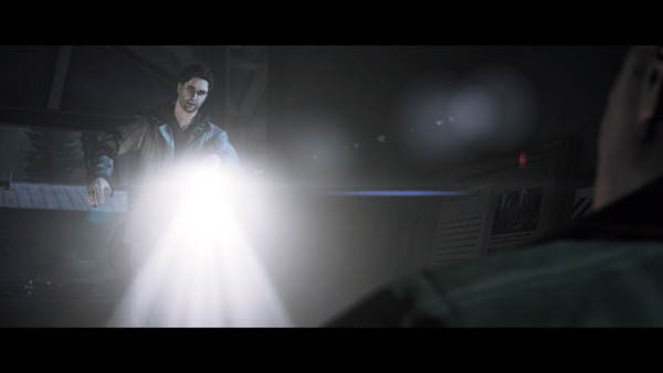 Alan Wake Flashlight