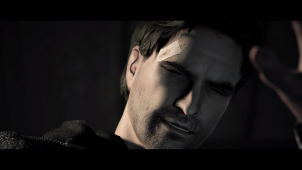 Alan Wake Head