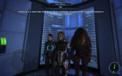 Mass Effect Elevators
