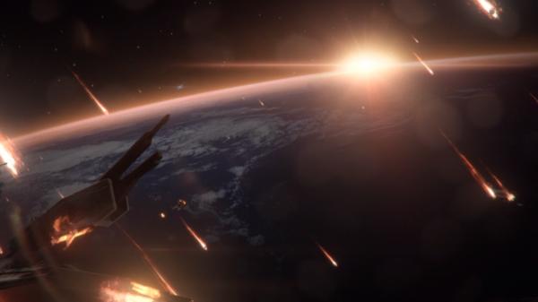 Taking Offense | Mass Effect 3 | Horrible Night