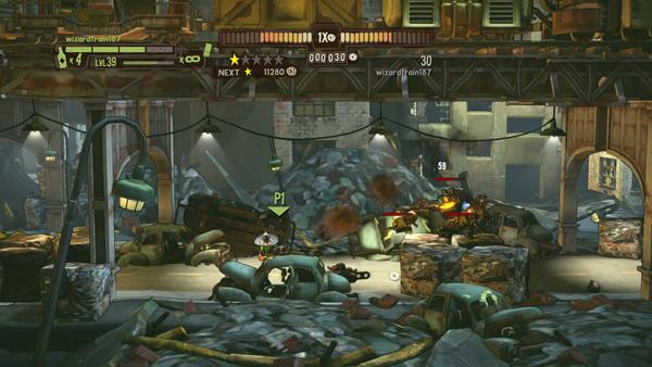 Shoot Many Robots Gameplay