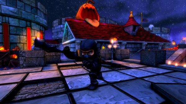 Dungeon Defenders Ninja