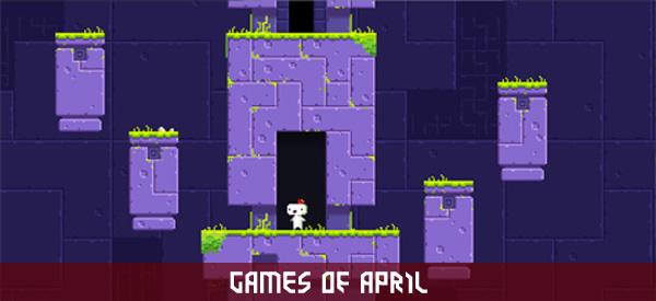 Games of April